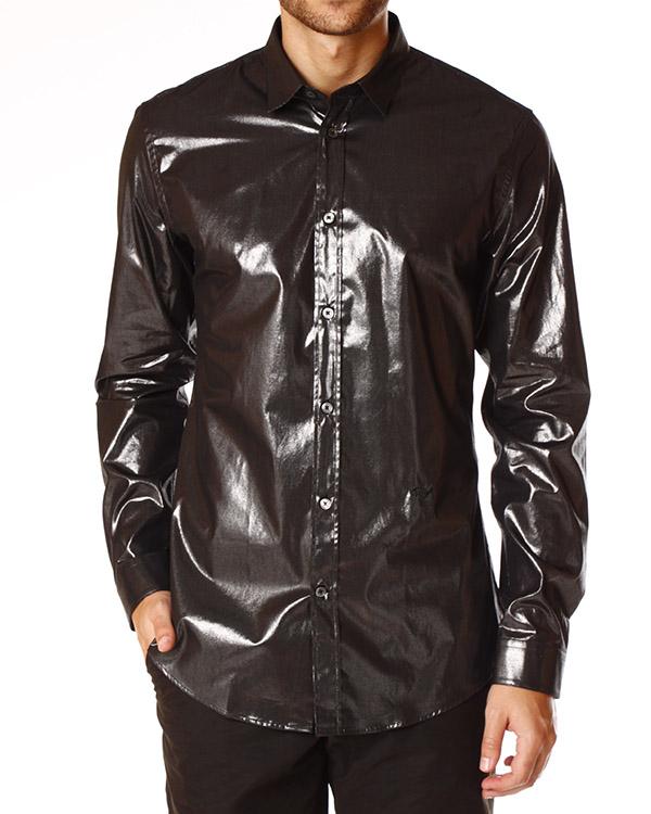 мужская рубашка VIKTOR & ROLF, сезон: зима 2013/14. Купить за 8600 руб. | Фото 1