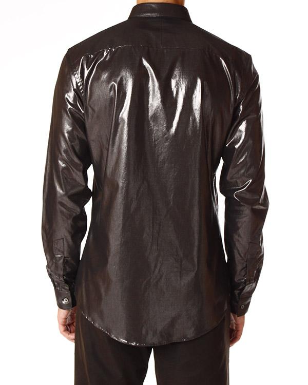 мужская рубашка VIKTOR & ROLF, сезон: зима 2013/14. Купить за 8600 руб. | Фото 2
