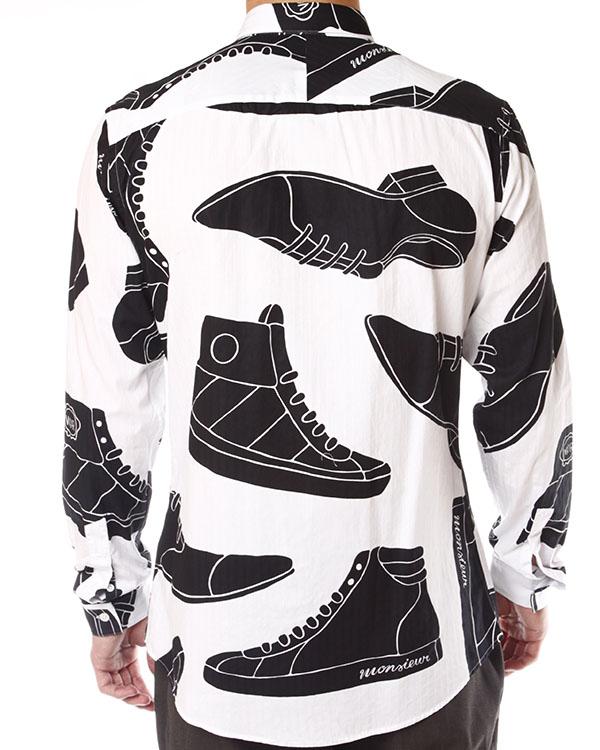 мужская рубашка VIKTOR & ROLF, сезон: зима 2013/14. Купить за 9300 руб. | Фото 2