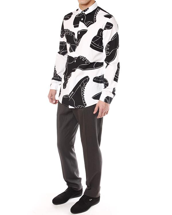мужская рубашка VIKTOR & ROLF, сезон: зима 2013/14. Купить за 9300 руб. | Фото 3