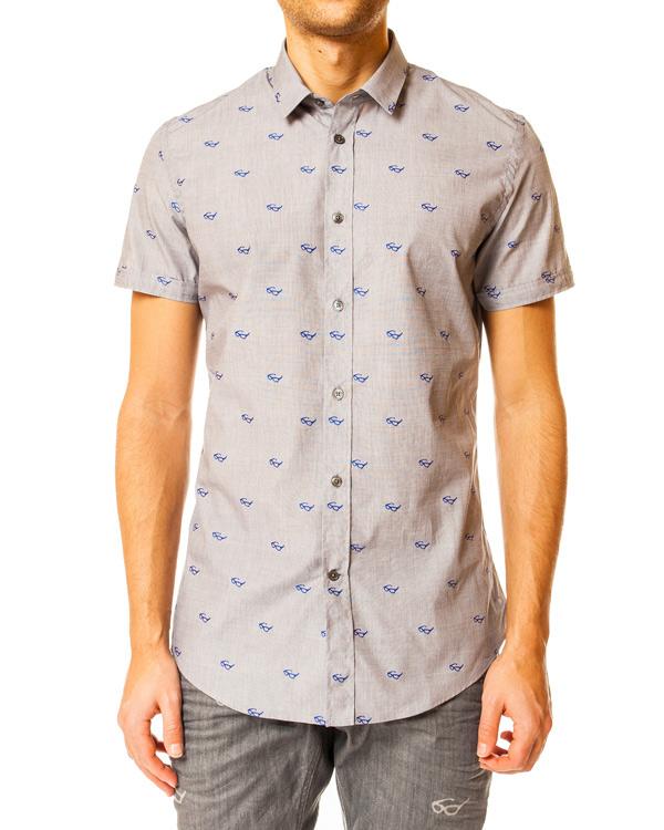 мужская рубашка VIKTOR & ROLF, сезон: лето 2014. Купить за 11000 руб. | Фото 1