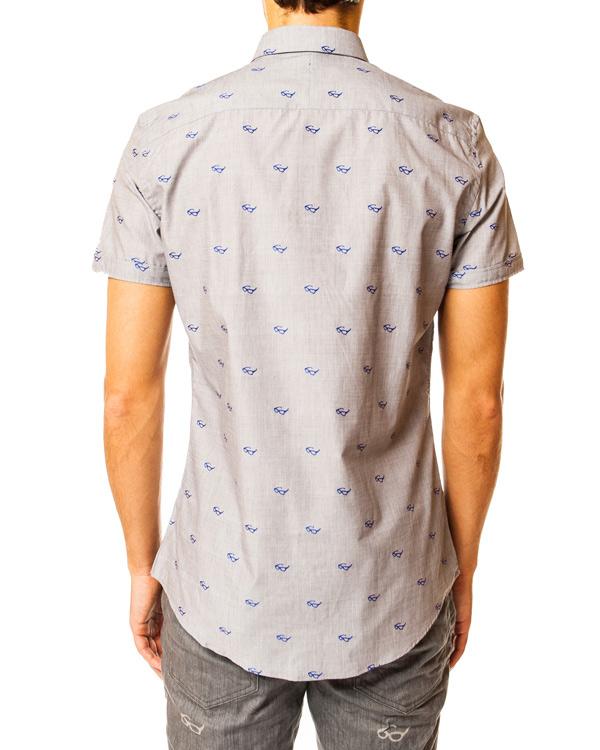 мужская рубашка VIKTOR & ROLF, сезон: лето 2014. Купить за 11000 руб. | Фото 2