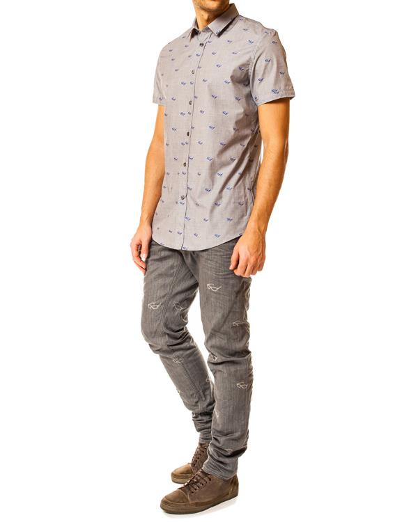 мужская рубашка VIKTOR & ROLF, сезон: лето 2014. Купить за 11000 руб. | Фото 3