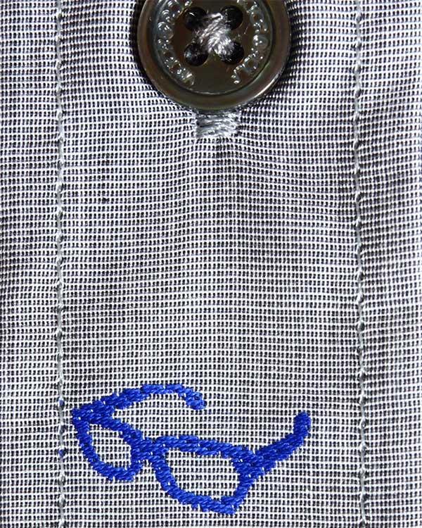 мужская рубашка VIKTOR & ROLF, сезон: лето 2014. Купить за 11000 руб. | Фото 4