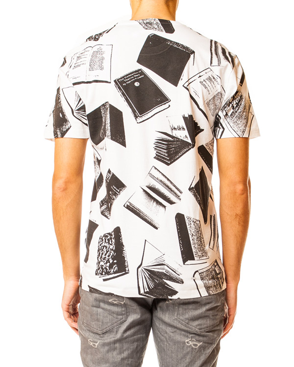 мужская футболка VIKTOR & ROLF, сезон: лето 2014. Купить за 9100 руб. | Фото 2