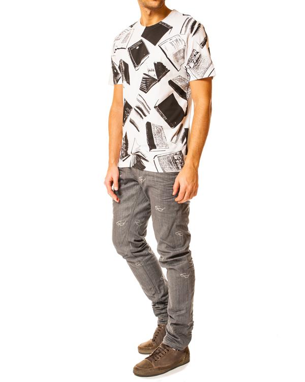 мужская футболка VIKTOR & ROLF, сезон: лето 2014. Купить за 9100 руб. | Фото 3