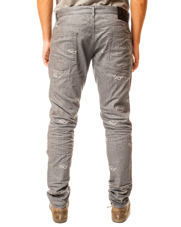 мужская джинсы VIKTOR & ROLF, сезон: лето 2014. Купить за 11000 руб. | Фото $i