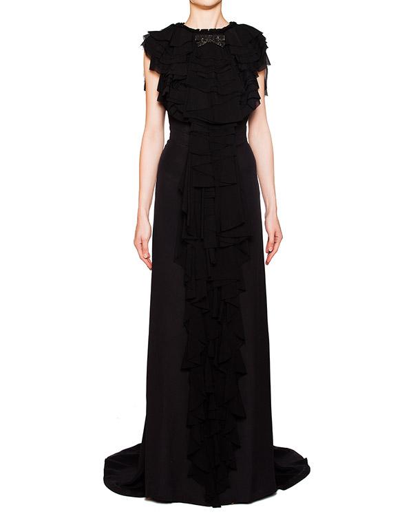 женская платье VIKTOR & ROLF, сезон: зима 2012/13. Купить за 60000 руб. | Фото 1