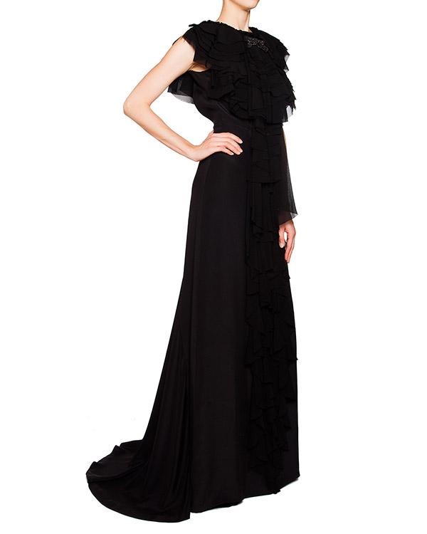 женская платье VIKTOR & ROLF, сезон: зима 2012/13. Купить за 60000 руб. | Фото 2