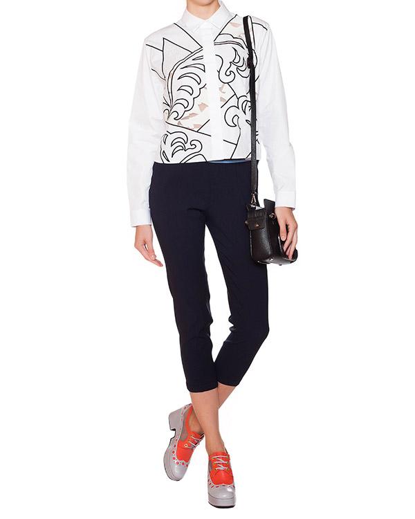 женская рубашка VIKTOR & ROLF, сезон: лето 2015. Купить за 32200 руб. | Фото 3