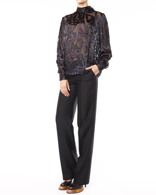 женская брюки VIKTOR & ROLF, сезон: зима 2013/14. Купить за 16900 руб. | Фото 3