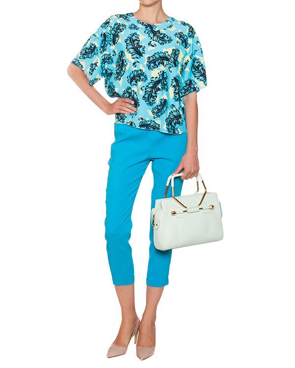 женская брюки VIKTOR & ROLF, сезон: лето 2015. Купить за 15400 руб. | Фото $i