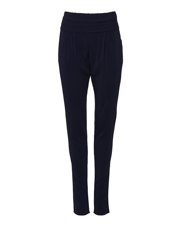 брюки из легкой струящейся ткани на широкой резинке артикул S44KA0137 марки VIKTOR & ROLF купить за 17400 руб.