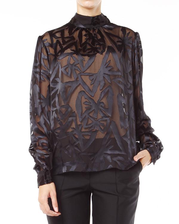 женская блуза VIKTOR & ROLF, сезон: зима 2013/14. Купить за 23600 руб. | Фото 1
