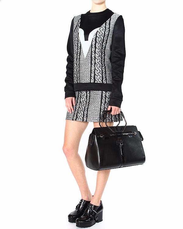 женская юбка VIKTOR & ROLF, сезон: зима 2014/15. Купить за 16100 руб. | Фото 3
