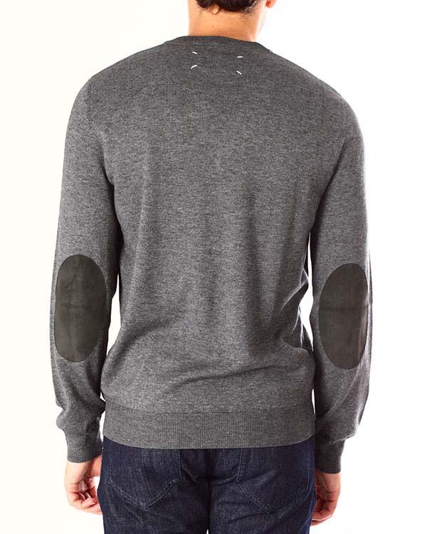 мужская пуловер Maison Martin Margiela, сезон: зима 2013/14. Купить за 8600 руб. | Фото 3