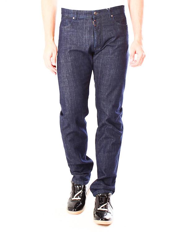 мужская джинсы Maison Martin Margiela, сезон: зима 2013/14. Купить за 7900 руб. | Фото 1