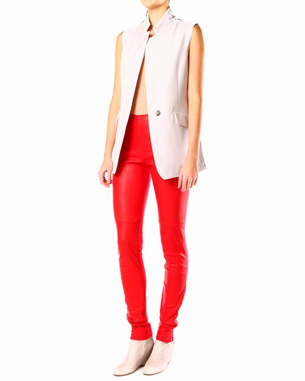 женская брюки Maison Martin Margiela, сезон: лето 2014. Купить за 27900 руб. | Фото 3
