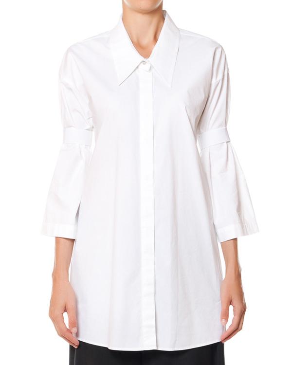 женская рубашка MM6 Martin Margiela, сезон: лето 2015. Купить за 10600 руб. | Фото 1