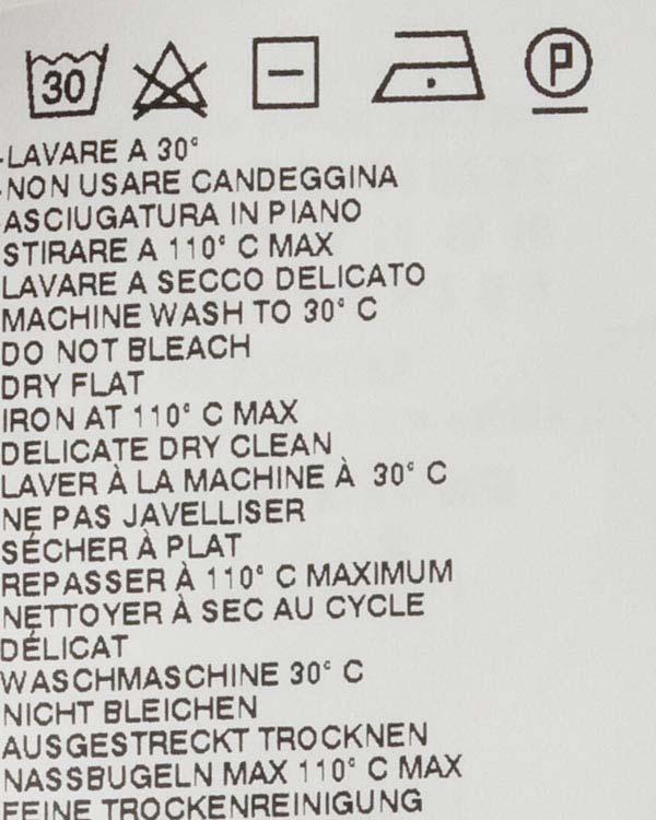 женская рубашка MM6 Martin Margiela, сезон: лето 2015. Купить за 10600 руб. | Фото 5