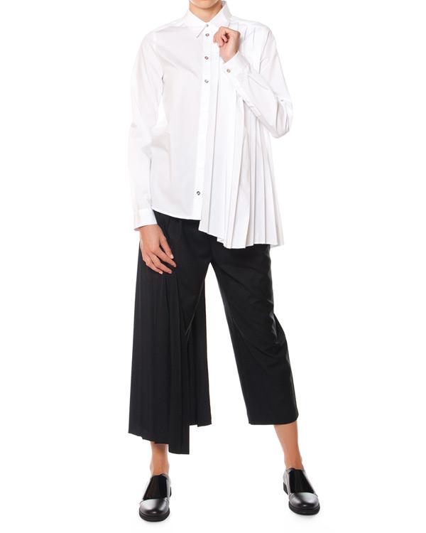 женская брюки MM6 Martin Margiela, сезон: лето 2015. Купить за 16500 руб. | Фото $i