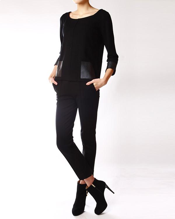 женская брюки DIANE von FURSTENBERG, сезон: зима 2013/14. Купить за 6600 руб. | Фото 3