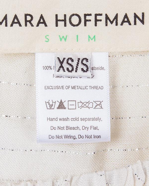 женская туника Mara Hoffman, сезон: лето 2016. Купить за 17400 руб. | Фото 5