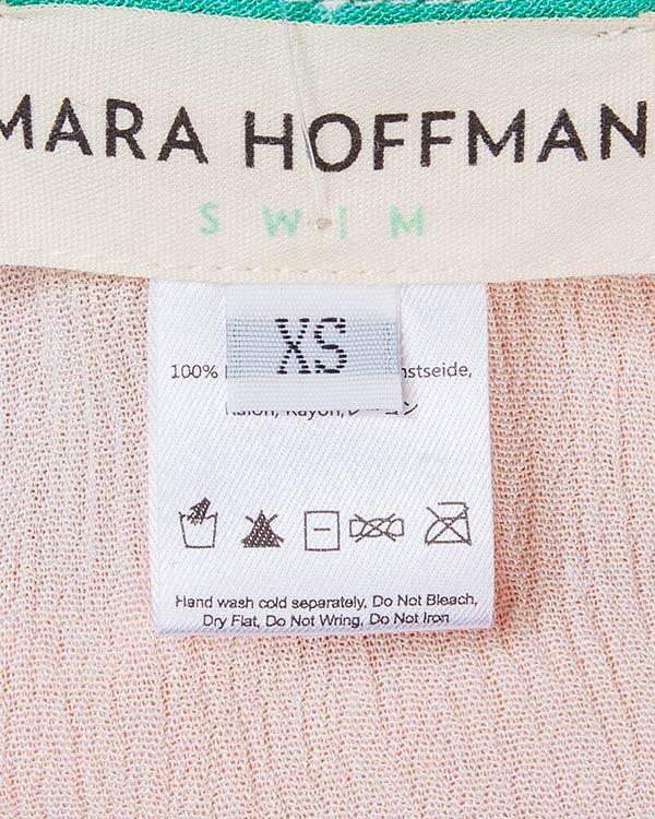 женская платье Mara Hoffman, сезон: лето 2016. Купить за 22900 руб. | Фото 5