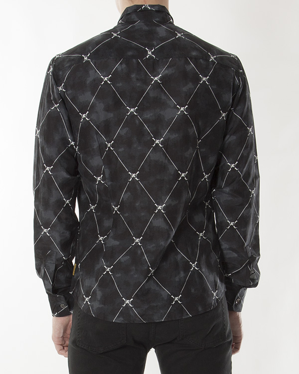 мужская рубашка ARMANI JEANS, сезон: зима 2012/13. Купить за 4800 руб.   Фото $i