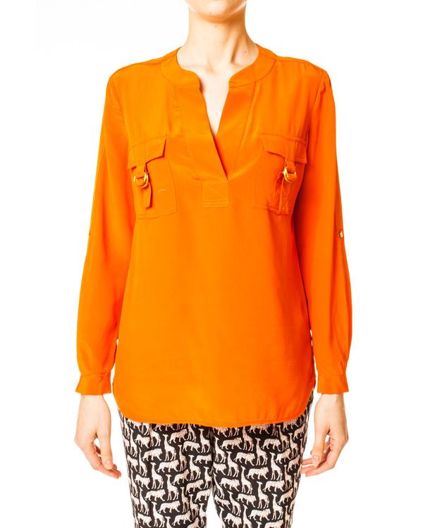 женская блуза DIANE von FURSTENBERG, сезон: лето 2014. Купить за 8100 руб. | Фото 1