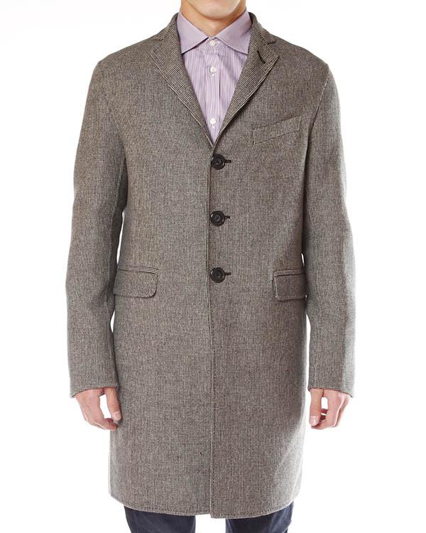 мужская пальто DSQUARED, сезон: зима 2013/14. Купить за 37200 руб. | Фото 1