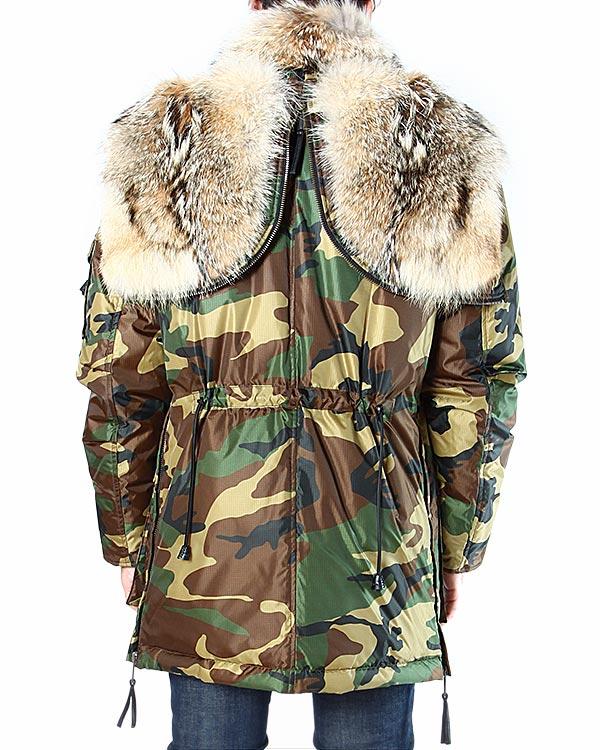 мужская пуховик DSQUARED, сезон: зима 2014/15. Купить за 78300 руб. | Фото $i