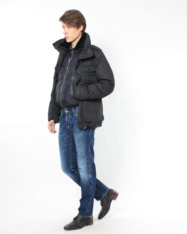мужская пуховик DSQUARED, сезон: зима 2011/12. Купить за 30300 руб. | Фото $i