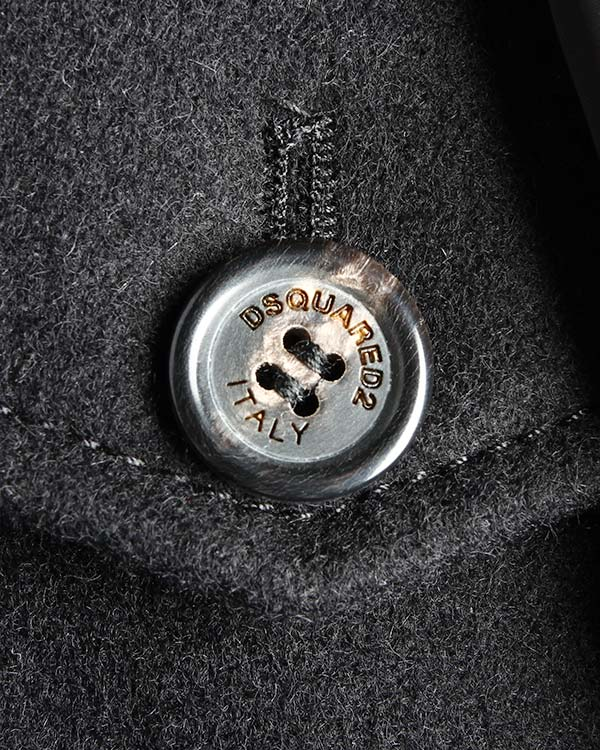мужская бомбер DSQUARED, сезон: зима 2014/15. Купить за 32200 руб. | Фото 4