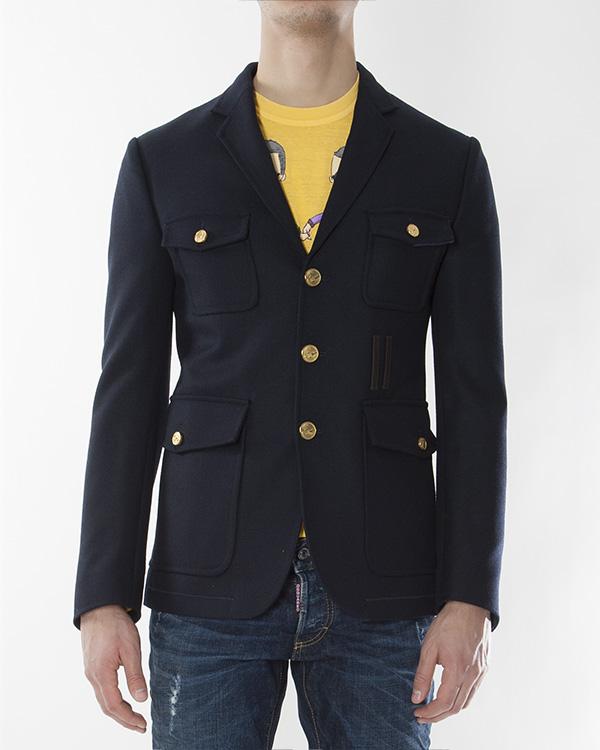 мужская пиджак DSQUARED, сезон: зима 2012/13. Купить за 34100 руб. | Фото 1