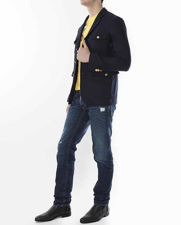мужская пиджак DSQUARED, сезон: зима 2012/13. Купить за 34100 руб. | Фото 3