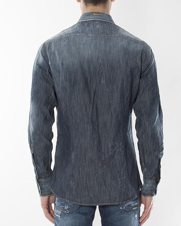 мужская рубашка DSQUARED, сезон: зима 2012/13. Купить за 10500 руб. | Фото 2
