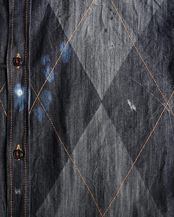мужская рубашка DSQUARED, сезон: зима 2012/13. Купить за 10500 руб. | Фото 4