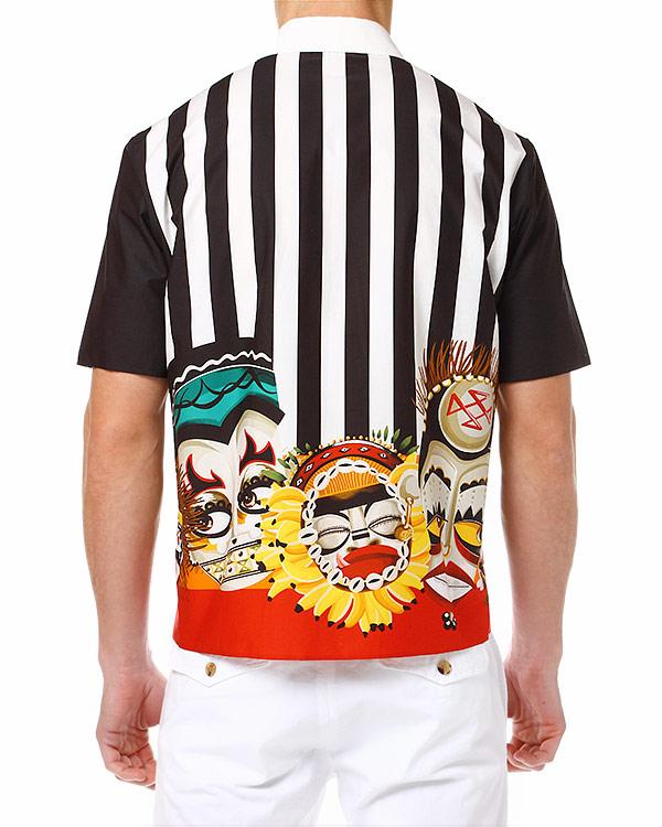 мужская рубашка DSQUARED, сезон: лето 2014. Купить за 14100 руб. | Фото 2