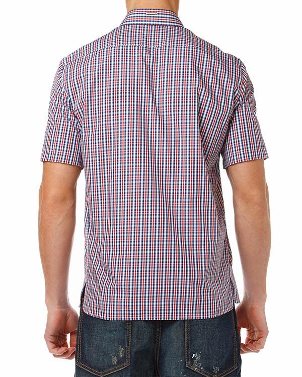 мужская рубашка DSQUARED2, сезон: лето 2014. Купить за 7500 руб. | Фото 2