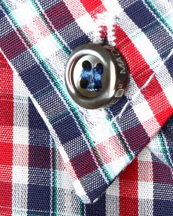 мужская рубашка DSQUARED2, сезон: лето 2014. Купить за 7500 руб. | Фото 4