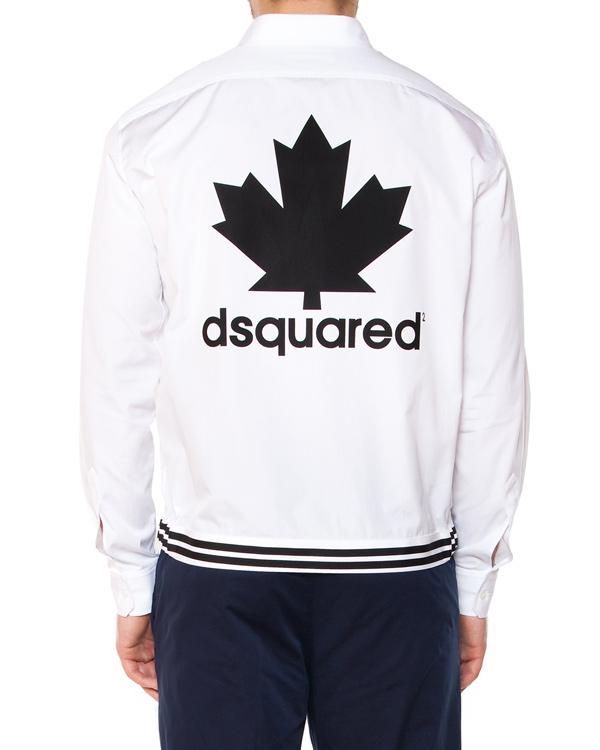 мужская рубашка DSQUARED, сезон: лето 2015. Купить за 14300 руб. | Фото 2