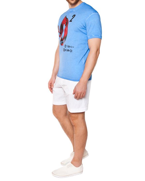 мужская футболка DSQUARED, сезон: лето 2015. Купить за 6600 руб. | Фото 3