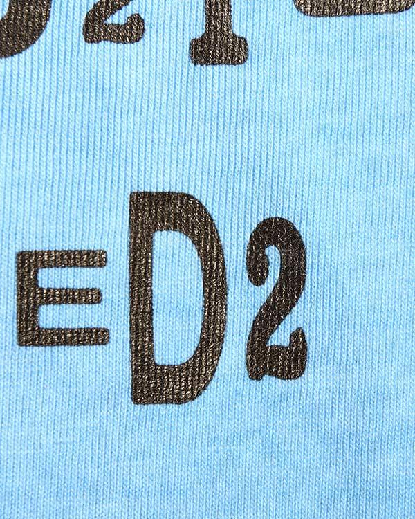 мужская футболка DSQUARED, сезон: лето 2015. Купить за 6600 руб. | Фото 4