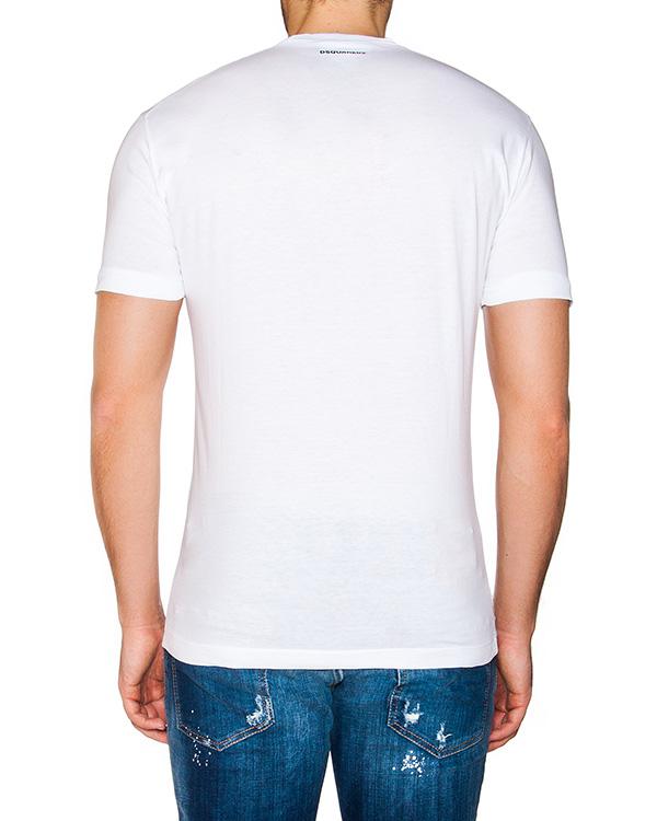 мужская футболка DSQUARED, сезон: лето 2016. Купить за 5500 руб. | Фото 2