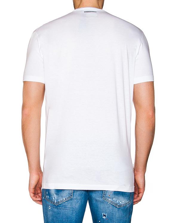 мужская футболка DSQUARED, сезон: лето 2016. Купить за 7900 руб. | Фото 2