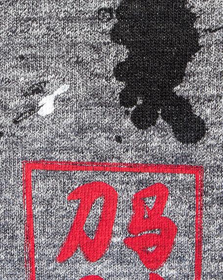 мужская футболка DSQUARED2, сезон: зима 2016/17. Купить за 13900 руб. | Фото $i
