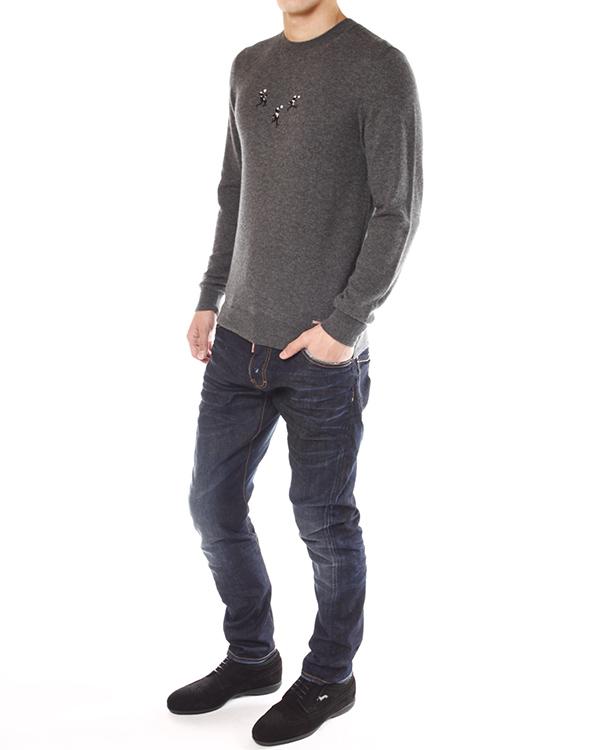 мужская джемпер DSQUARED, сезон: зима 2013/14. Купить за 9300 руб. | Фото 3