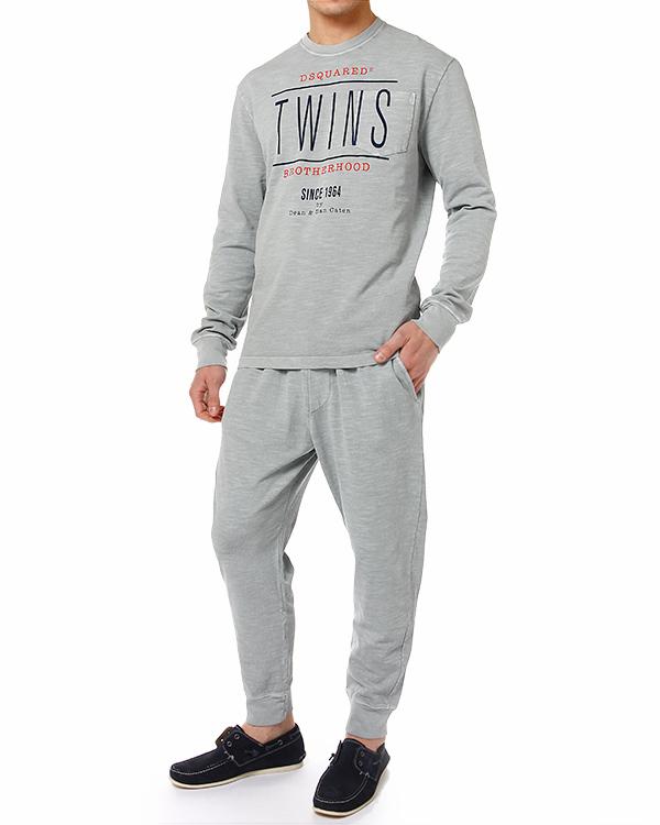 мужская брюки DSQUARED, сезон: лето 2014. Купить за 9900 руб. | Фото 3