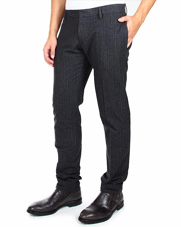 мужская брюки DSQUARED, сезон: зима 2014/15. Купить за 14500 руб. | Фото 1
